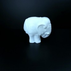 Picture of print of Elephant Sculpture This print has been uploaded by Li WEI Bing