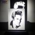 Elvis Silhouette image