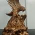 Eagle Sculpture print image