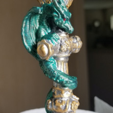 Picture of print of Dragon Chalice