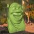Shrek Bust image
