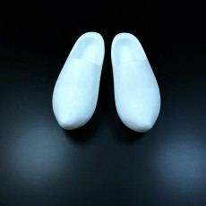 Picture of print of Wooden Shoes ''Model VV'' (Clogs 3D Scan)