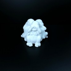 Picture of print of Buddha Statues (Combined With MeshMixer)