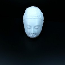 Buddha Head (Hollow)