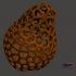Pear Voronoi Style image