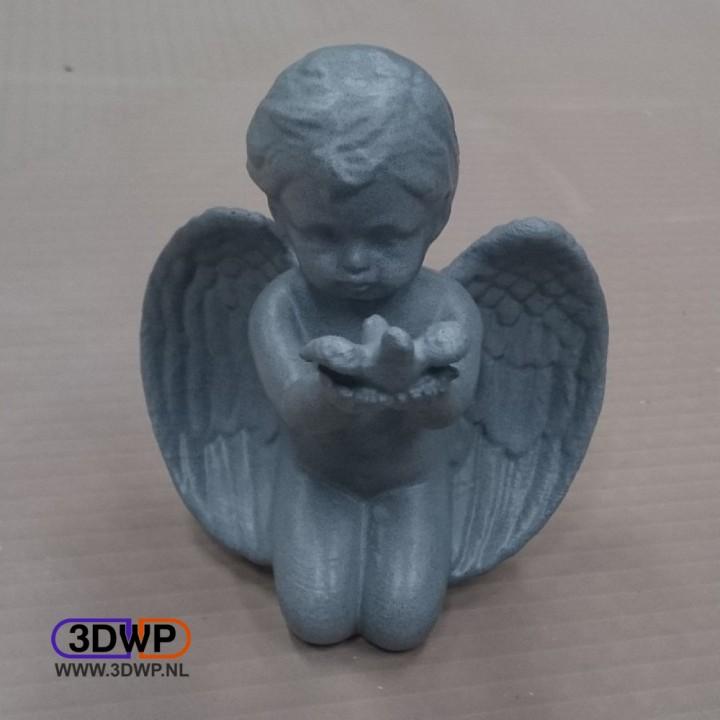 Angel Sculpture (Statue 3D Scan)