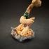 Sandman Sculpture (Statue 3D Scan) print image