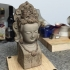 Buddha Bust (Statue 3D Scan) image