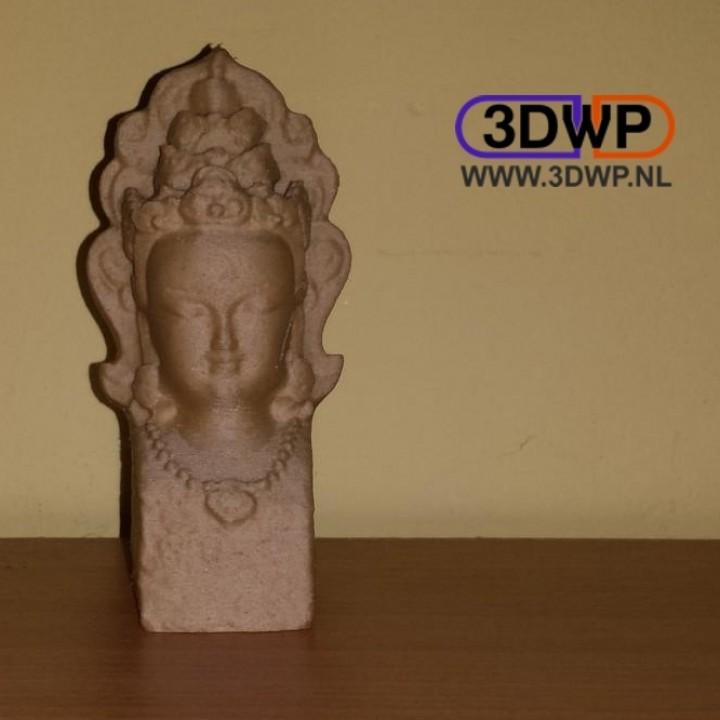 Buddha Bust (Statue 3D Scan)