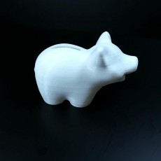 Picture of print of Piggy Bank (Edited 3D Scan)