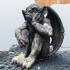 Gargoyle Sculpture (Statue 3D Scan) image