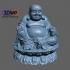 Buddha Sculpture 3D Scan image
