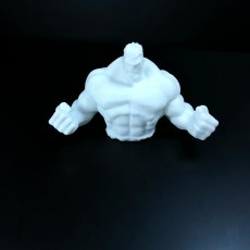 Picture of print of Hulk Piggy Bank