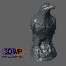 Eagle Sculpture (Statue 3D Scan)