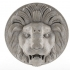 Lion Sculpture Wall Hanger image