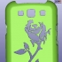 Samsung Galaxy S3 Rose Case image