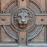 Door Lion Wall Hanger image