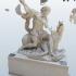 Neptune Sculpture (Greek Statue 3D Scan) image