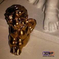 Angel Statue (Sculpture 3D Scan)