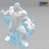 Hulk 3D Scan image