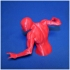Spider-Man 3D Scan image
