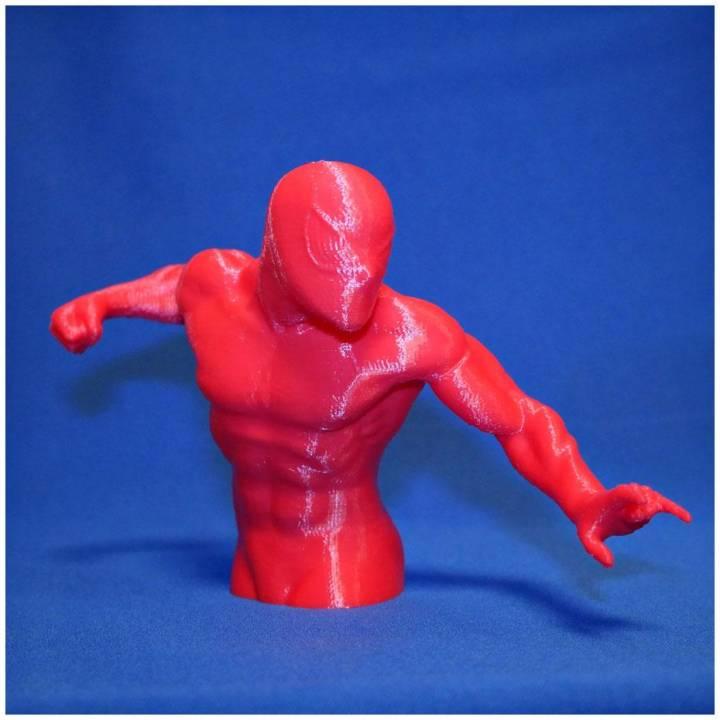 Spider-Man 3D Scan