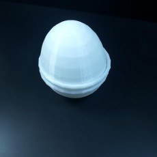 Picture of print of Tinkercad Easter Project