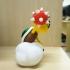 Lakitu from Mario games - Multi-color image