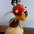 Lakitu from Mario games - Multi-color print image