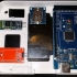Arduino nextion chronothermostat image