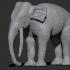 Chinese elephant image