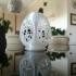 Voronoi Egg Lamp image