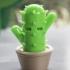 CactiBot - Cactus robot! image