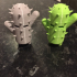 CactiBot - Cactus robot! print image