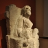 Enthroned Woman with Swaddled Babies image