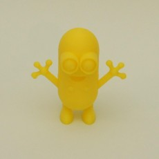 Picture of print of Minion