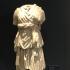 Draped Torso of Artemis image