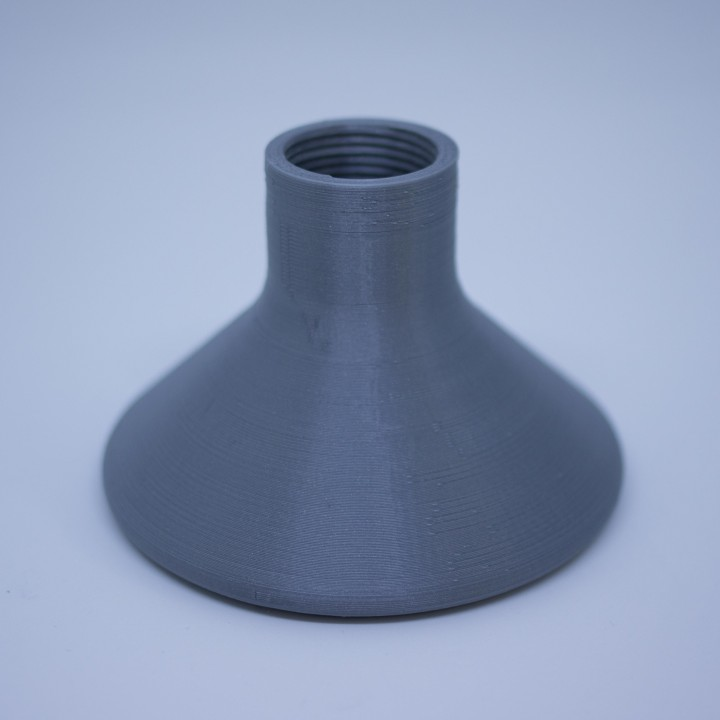 Watering can nozzle for bottle