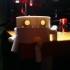 Skelebot - Moving Skeleton Disc bot! print image