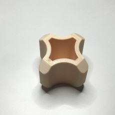 Picture of print of fidget cube thing?