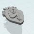 Heart Badge Pin image
