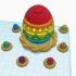 Rainbow Easter egg image