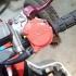 Honda throttle linkage cover image