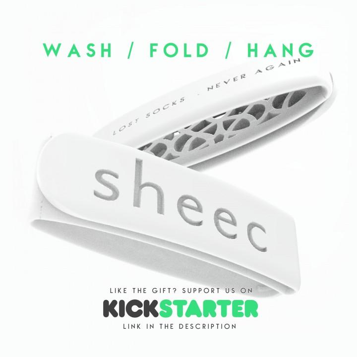 Wsh n Fld Sock Clip by @Sheecs