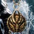 Dragon Priest Pendant image