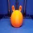 Hide & Seek Easter Egg and Bunny image