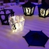 Japanese Centerpiece Lanterns for Wedding image