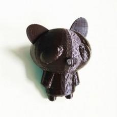 Picture of print of Panda