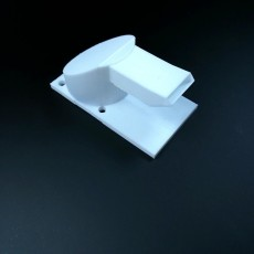 Picture of print of Cooling suport for Reprap printer 3d