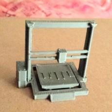 Anet AM8 3D Printer Model